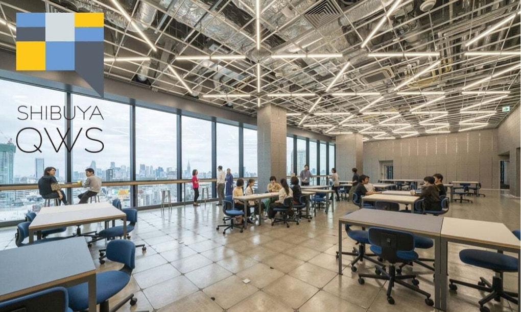 Coworking Space:渋谷キューズの写真