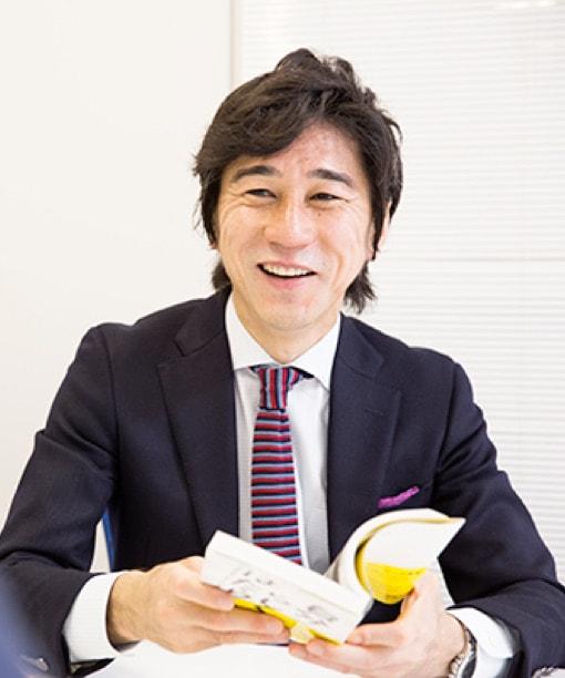 株式会社メディカルネット 代表取締役会長CEO 平川大 様の写真