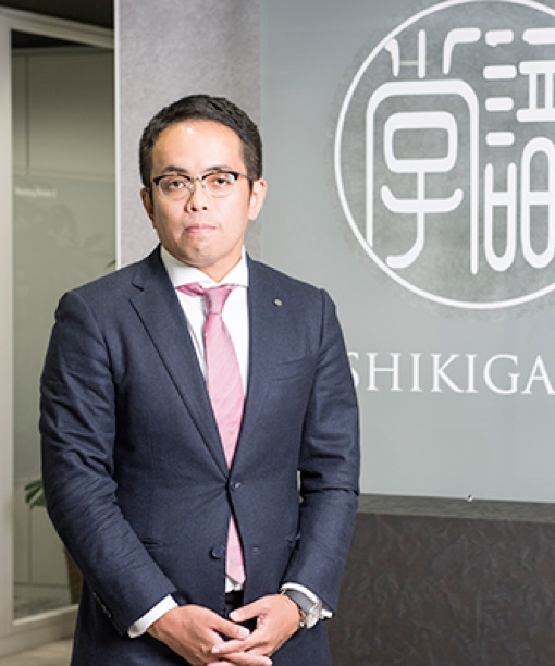 株式会社識学 代表取締役社長 安藤広大 様の写真